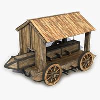 modeled games 3d model