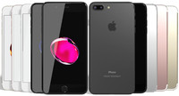 3d realistic apple iphone 7 model