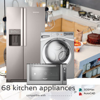 kitchen appliances 68 max