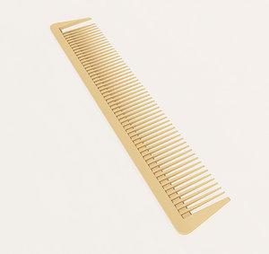 comb 3d 3ds