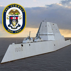 uss zumwalt ddg-1000 destroyers max