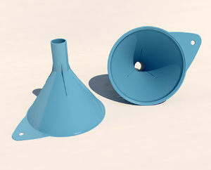 kitchen funnel 3d ma