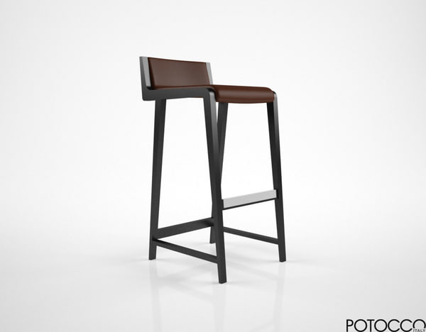 potocco linus stool max