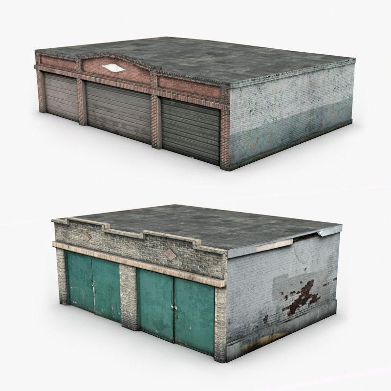 garages games 3d max