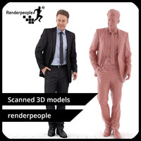 free photorealistic human dennis 0263 3d model