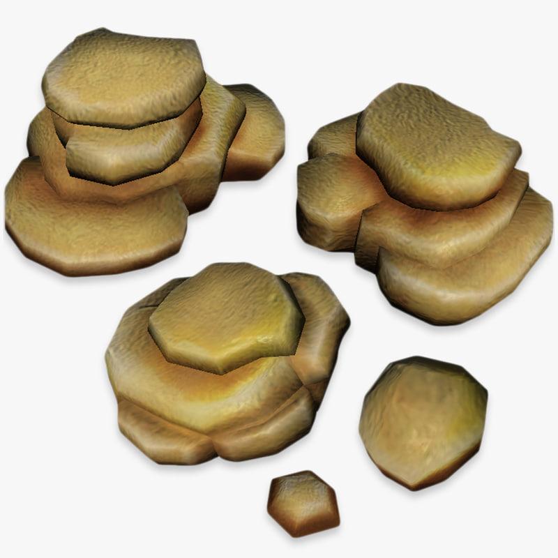 ma ready desert stones
