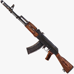 max assault rifle ak-74