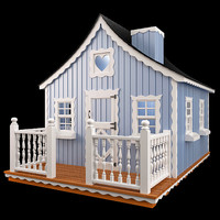 3d model children s lodge