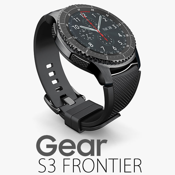 samsung gear s3 frontier 3ds