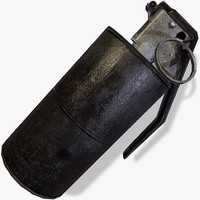 3d grenade flash