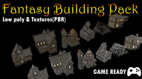 Medieval Buildings pack