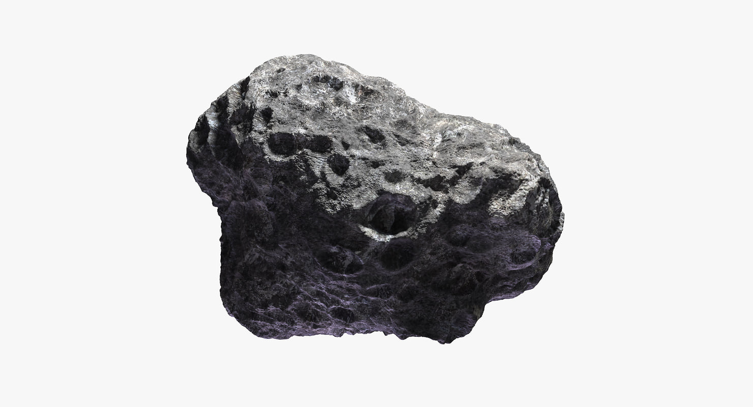 3d asteroid 04