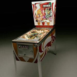 max pinball machine