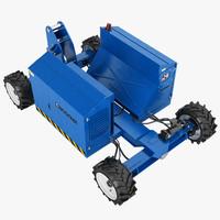 snorkel sl26sl chassis 3d model