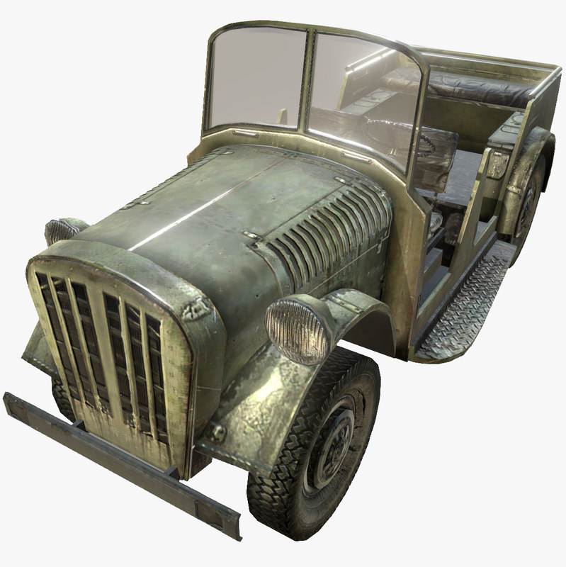 german wwii military car max