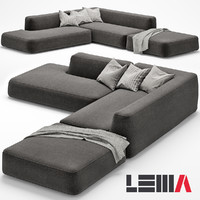 LEMAMOBILI CLOUD SOFA 3