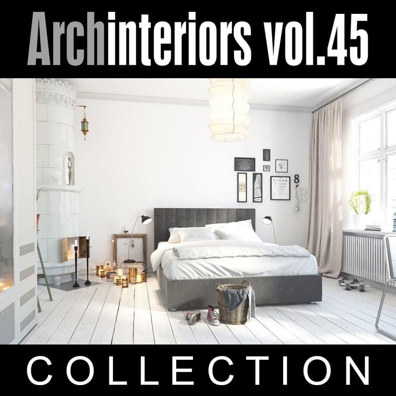 archinteriors vol 45 interior scenes 3d max