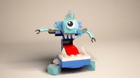 Lego Mixels-Krog