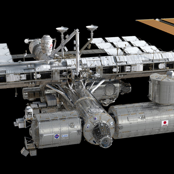 iss international space station max