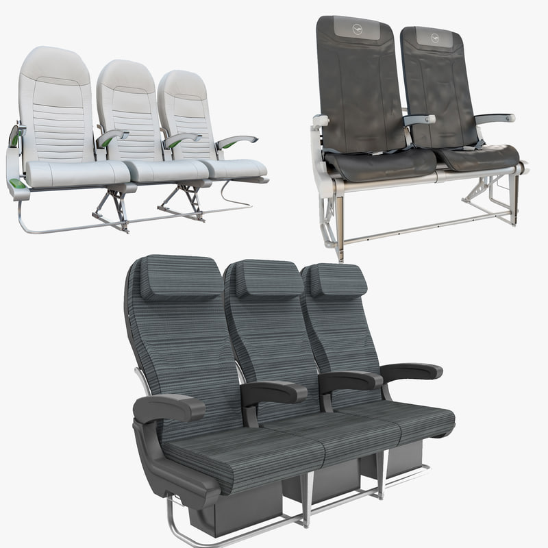 economy airplane seat max