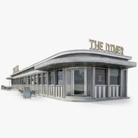 diner street caf 3ds