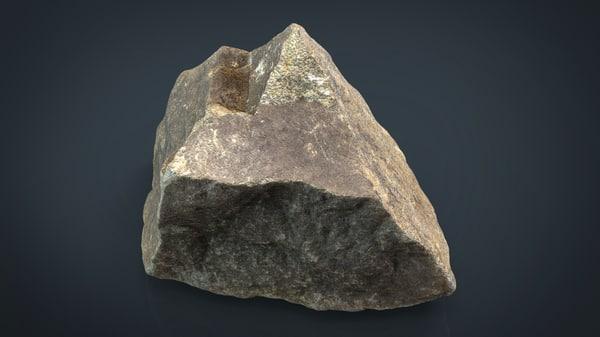 realistic stone 3d max