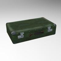 3d max suitcase