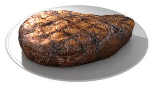 obj steak