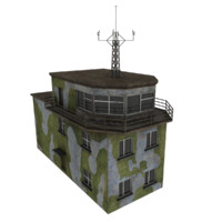 Airbase Control Tower