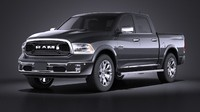 Dodge RAM 1500 Laramie Limited 2017