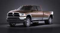 Dodge Ram Heavy Duty 2017