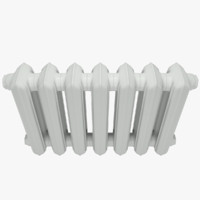 cast iron radiator max