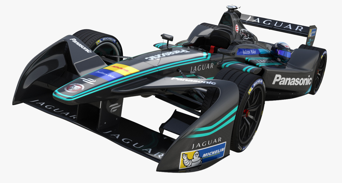 formula e panasonic racing 3d max