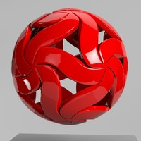 ball object 3d model