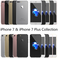 Apple iPhone 7 & 7 Plus All Colors Collection