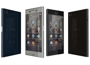 3d sony xperia xz colors