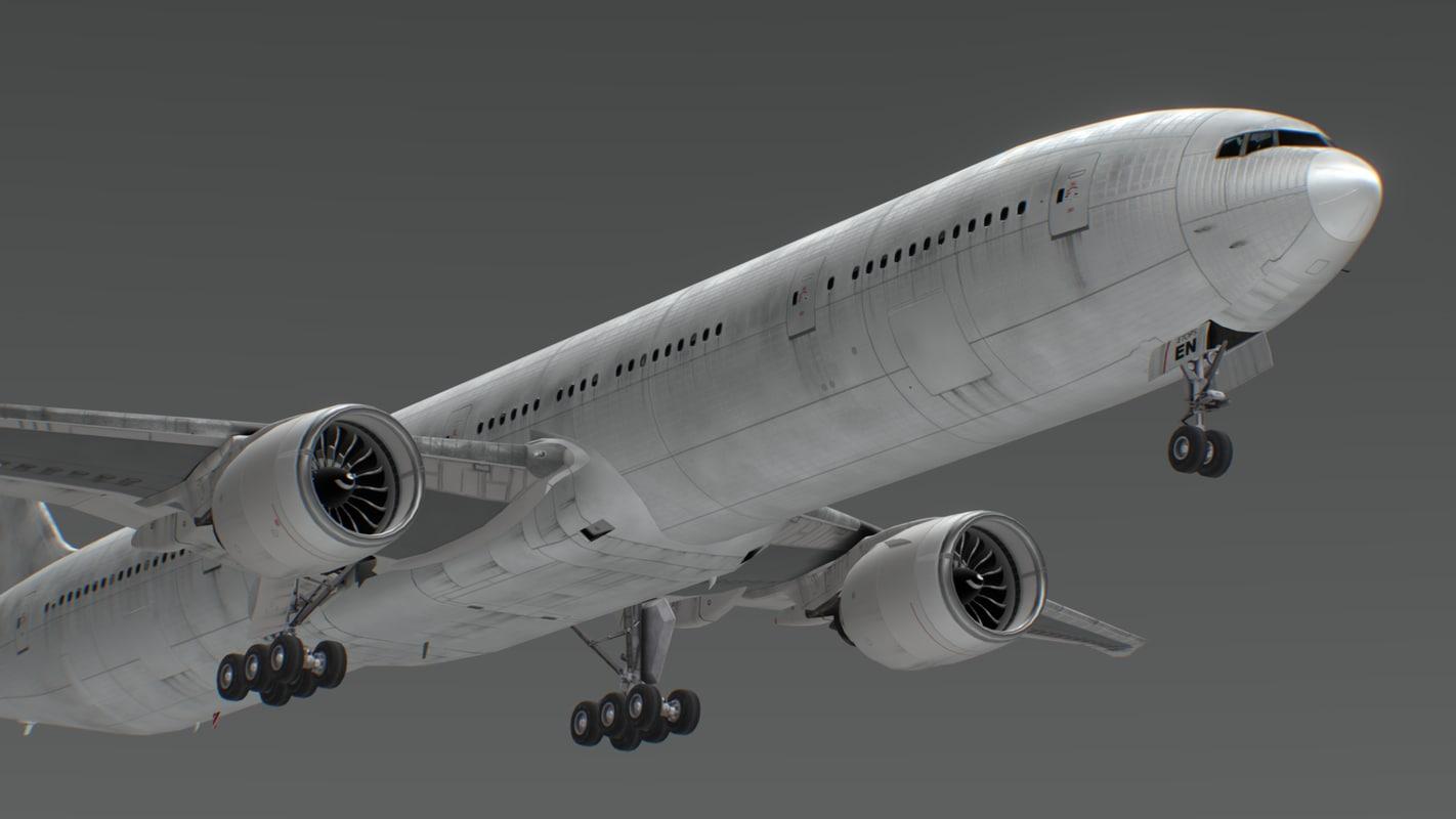 3d b jet
