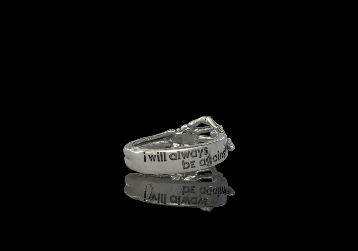 obj ring silver street jewelry