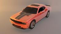 Dodge Challenger SRT8 09