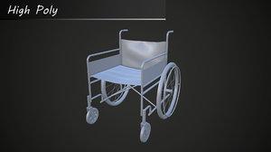 wheelchair chair wheel x