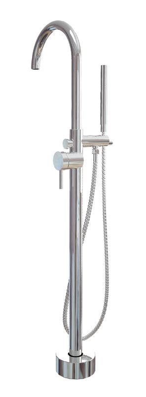 3d lethe freestanding tub model