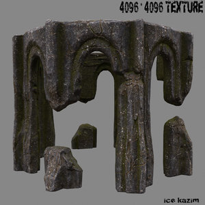 3d archway