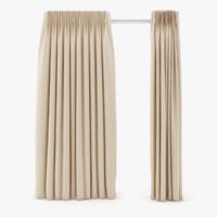 modern curtain max