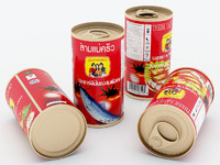 canned fish max