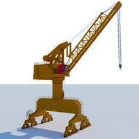 crane port