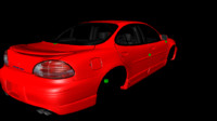 2003 pontiac grand 3d 3ds