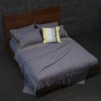 H61F Bedframe
