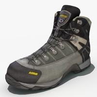 Asolo SWAT FBI HRT Boots