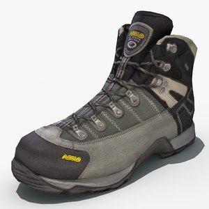 max asolo boots fbi