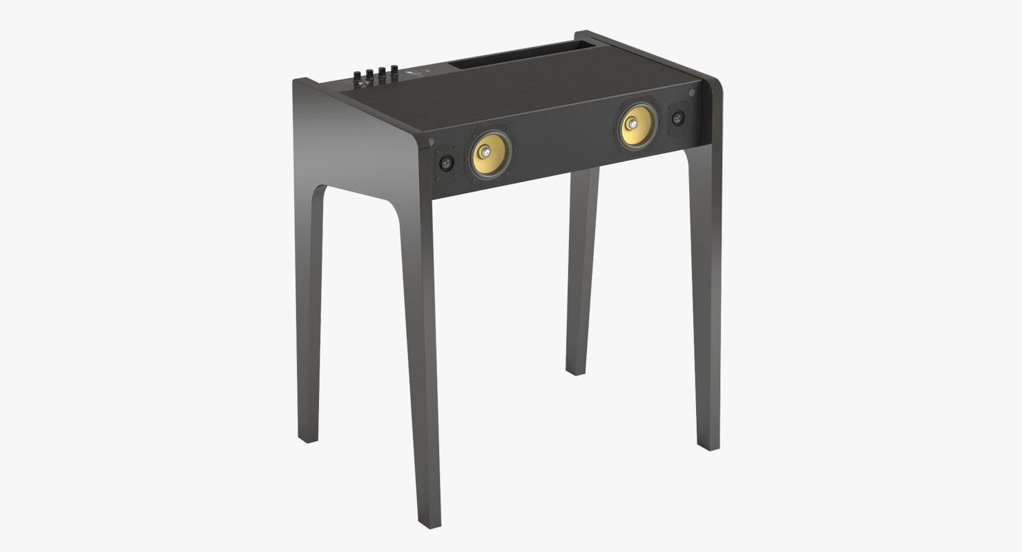 pc coffee table la max